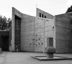 Auferstehungskirche in Sailauf