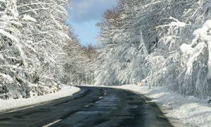 Winter im Spessart