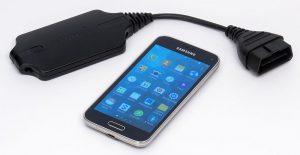 Garmin ecoRoute HD und Samsung S5 Mini