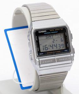 "Digitale Armbanduhr Casio DB-520 ""Data Bank 50"""