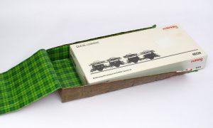 Schlecht verpacktes Märklin-Modell