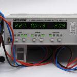 Leistungsmessung an einer Allnet ALL3075
