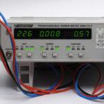 Leistungsmessung an einem ausgeschalteten Shelly Plug S